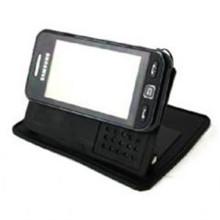 Estera antideslizante de navegación GPS para soporte de teléfono
