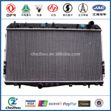 800*638*58 aluminum radiator for dongfeng mini bus or tractor