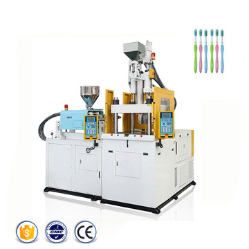 Multi Color Rotary Stage Injection Moulding Machine