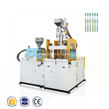 Tandborstehantering Rotary Injection Molding Machines