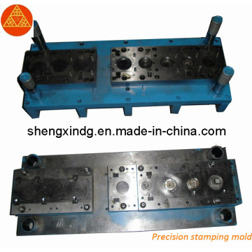 Precision Biscuit Cookie Stamping Punching Mould Sx0224