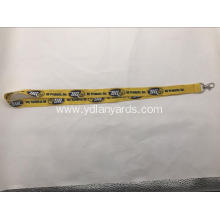 Eco-Friendly Custom Neck Lanyards For Exhibition