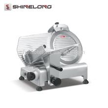 Cortadora de carne congelada automática completa eléctrica industrial de la máquina del procesador de alimentos