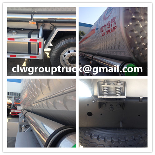 Fuel Truck Specific