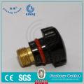 Kingq Wp-26 Luftgekühlter WIG-Fackelkopf für Schweißmaschine