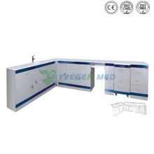 Ysja-Lb-01 Krankenhaus Medizinische Möbel Kombinierte Kabinett