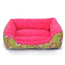 Factory Supply Washable Plush Pet Bed