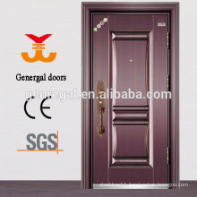 Steel exterior out door security
