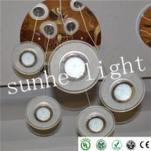 Neuer Art 24W / 36W / 50W / 70W RGB dimmable Innen führte führte Deckenleuchte einfach zu installieren stilvolle Anhänger LED Platte / etc Oberfläche montiert