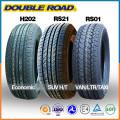 Importação da China, não usados, pneus para carros 195 65 R15 205 / 60R16, pneus para carros baratos