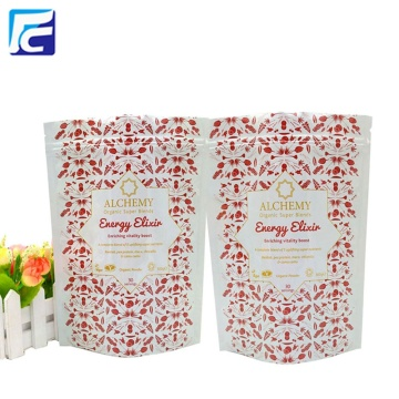 Custom Printing Chips Aluminum Packaging Bag