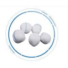 Bola de gasa absorbente médica desechable 100% algodón