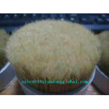 Double Drawn Natural White Hog Bristle Hair