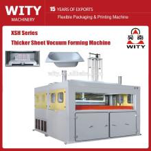 Semi-Auto-Kunststoff-Dickschicht-Thermoformmaschine