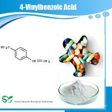 Заводская поставка 4-винилбензойной кислоты высокой чистоты CAS NO.1075-49-6