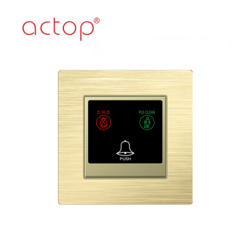China Suppier Advanced Smart door door plate