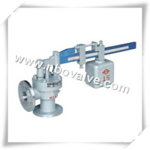 Stainless Steel Single Lever Pressure Safety Valve (SA47Y)