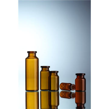Custom Amber Glass Vials