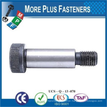 Made In Taiwan Socket Head Shoulder Bolt
