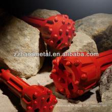 Bits de botón de rosca de 89mm T51 para la piedra de perforación