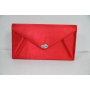 Fashion Satin Envelope Bag/Hand Caught