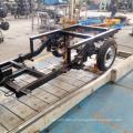 Linha de montagem de triciclo Transportadores de corrente de ripas