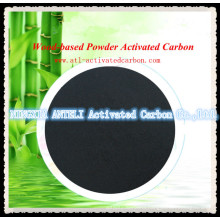 Wood / Bamboo Based Vegetable Carbon Powder iodine 900 mg/g activated carbon