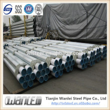 supply 2 inch HOT dip GALVANIZING STEEL PIPE of good quality products