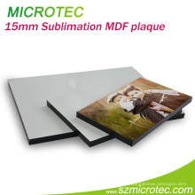 Tablero MDF Blanco Brillante