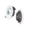 Energy-saving LED downlights for shop lighting