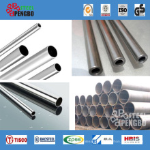 Silver Bright Galvanized Steel Pipe for Furniture