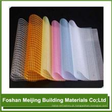 Anping mosaico 80g alcalino resistente fibra de vidro malha de fibra de rede
