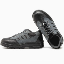 Casual  Style Good Quality  air mesh work best brand safety shoes safety boots men