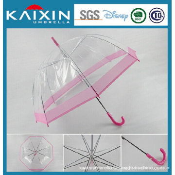 Auto Open Poe Outdoor Plastic Umbrella