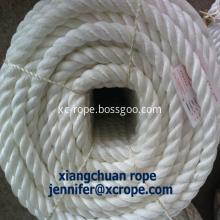 White Polyamide Rope Nylon Rope Hot Sale