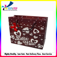 Guangdong Manufacturer Custom Paper Drawstring Gift Bag