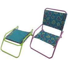 Cadeira de praia baixa assento dobrável (SP-135)