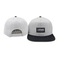 Плоский Brim Пластика Регулируемый 5 Панель Бейсбол Шляпы Шапки