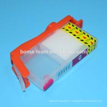 HP364XL 364 364XL Cartouche d'encre rechargeable Pour HP Photosmart 3520 3522 3524 4620 4622 5510 5514 5515 3070a Imprimantes