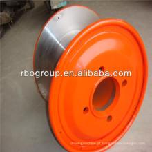 PND 100-630 plana alta velocidade bobina (carretel de fio de metal)