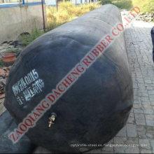 Mandril de goma inflable de Penumatic para hacer Alcantarilla