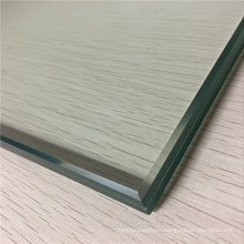 17.52mm 21.52mm 1010.4 8+8mm 10+10mm cut to size transparent clear ce heat soaked toughened tempered laminated glass price