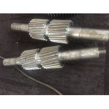 Personnalisez l'arbre d'engrenage SAE52100 pour la transmission