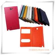 Werbegeschenk für Leder Mantel Phone Hülle für Samsung (SJK-5)