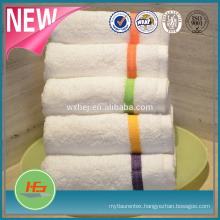 wholesale 100% cotton 21s 21s/2 32s/2 best yarn shower towel international hotel towel