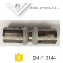 EM-F-B144 Steckverbinder mit gleichem Durchmesser und doppeltem Durchgang