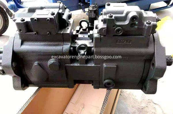 Voe 14531300 14571141 14571142 Hydraulic Pump For Ec210 Ec210b Ec210c Excavator Kawasaki K3v112dt Main Pump
