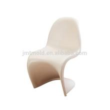 Molde de silla de inyección de luz de herramienta de plástico personalizada de fábrica