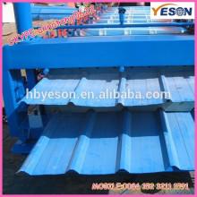Stahldachblech / feuerverzinkte Dachverkleidung / verstärkte Wellbleche