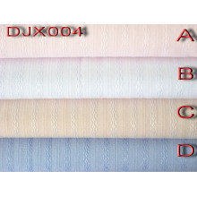 4 Color Dobby Crease Resistant Polyester Cotton Fabric Shirting